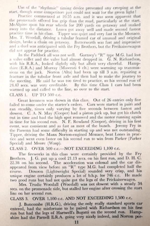 1949 Weston Speed Trials 2
