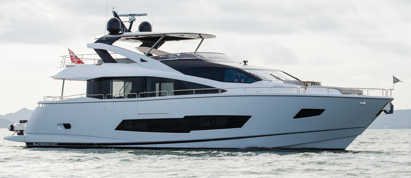 Sunseeker 86 Yacht - Providence - For Sale with Bristow-Holmes