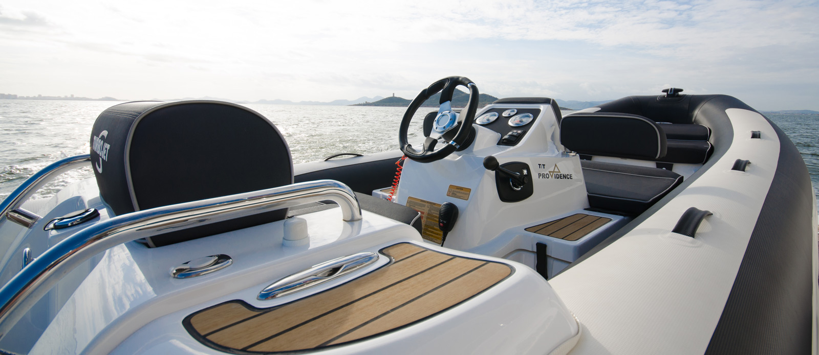 Sunseeker 86 Yacht - Williams-Jet-Tender