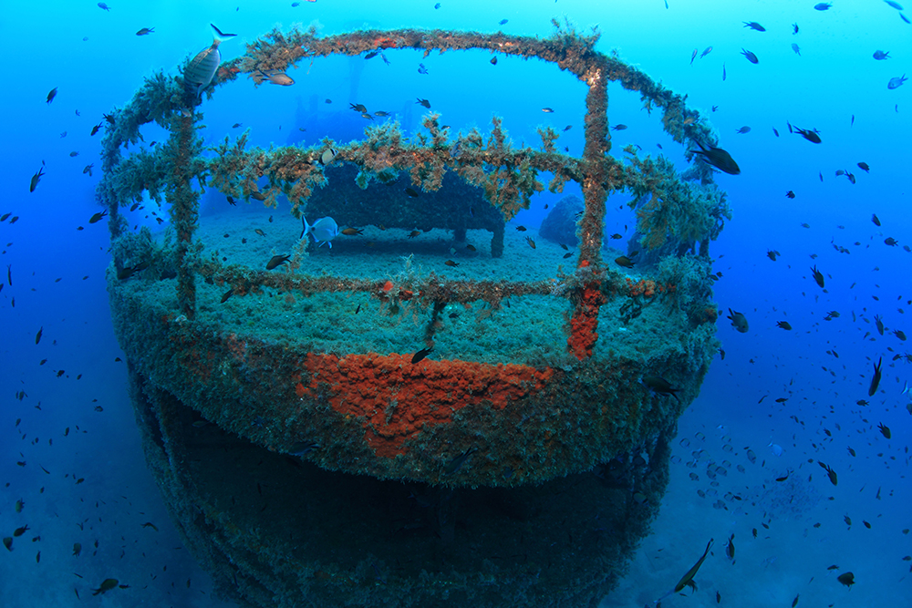 Don Pedro Shipwreck