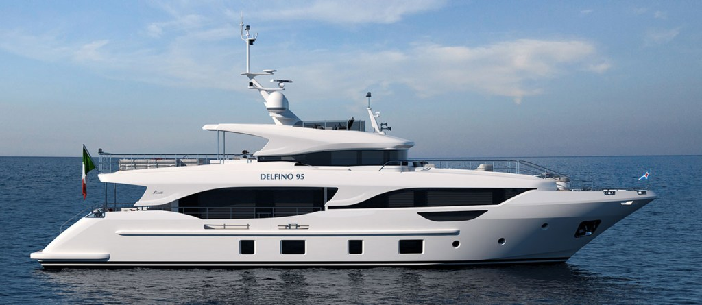 Benetti Delfino 95 Yacht Sold Exclusively By Bristow-Holmes