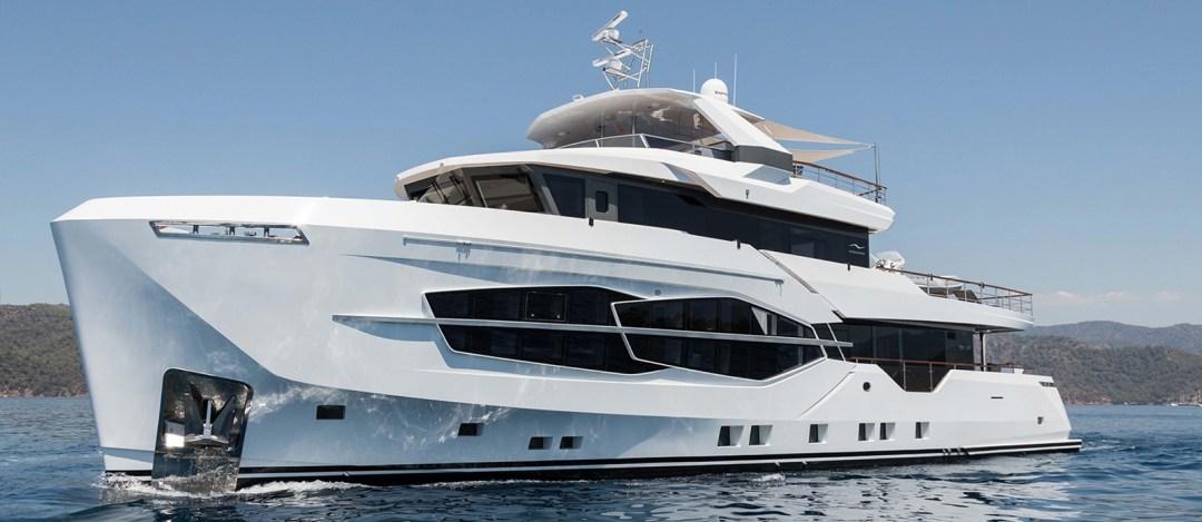 Numarine Explorer Yacht