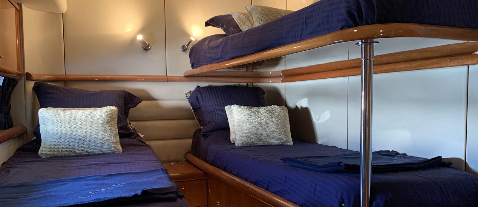 Carenia - Twin Guest Cabin