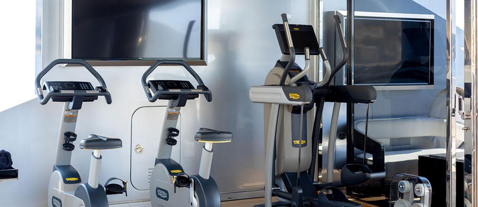 Sarastar -Gym