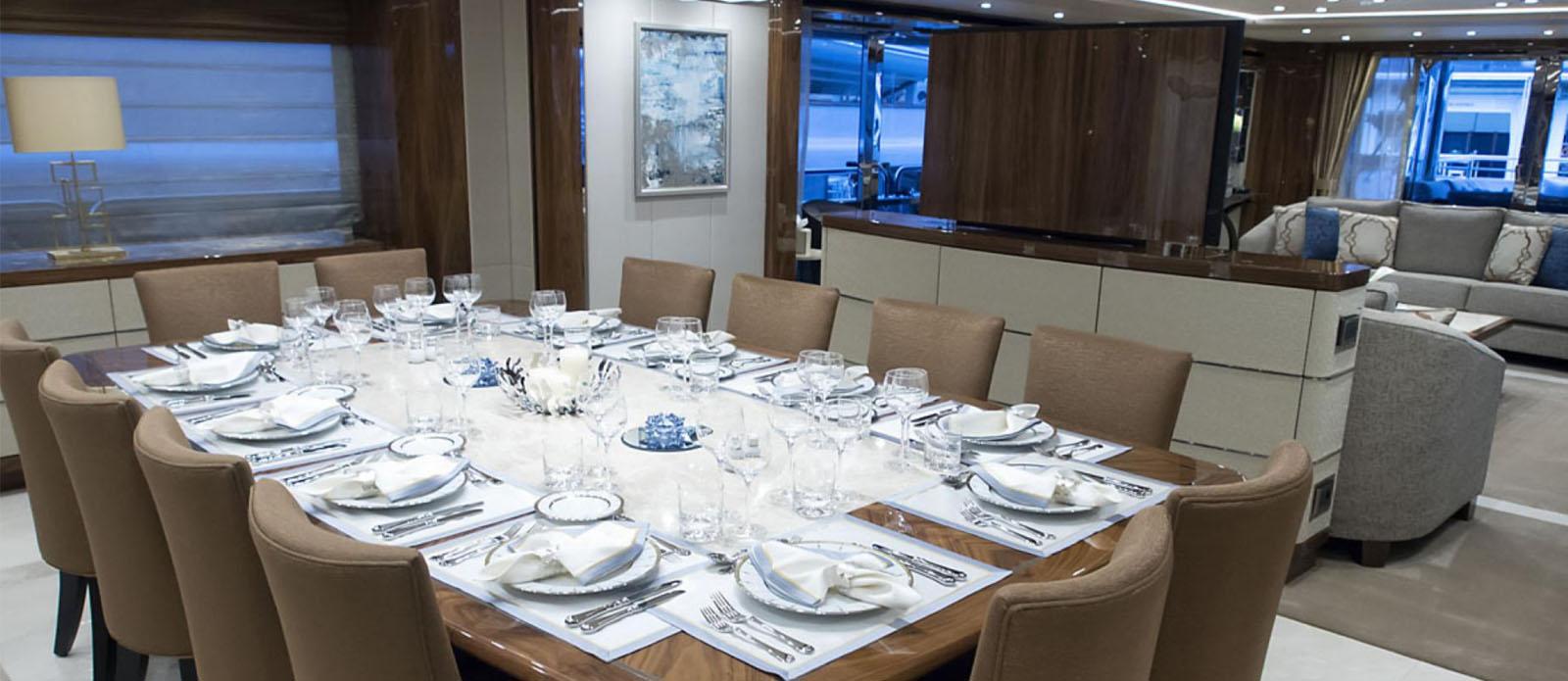 Princess AVK - Interior Dining