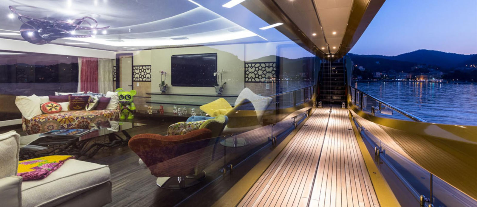 Khalilah -Side Deck