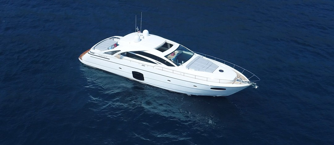 Pershing 70 - Ritmo De Vida - Slight-Overhead