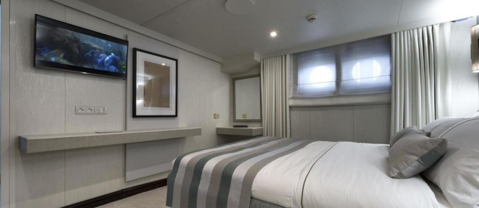 Chakra -Double Cabin