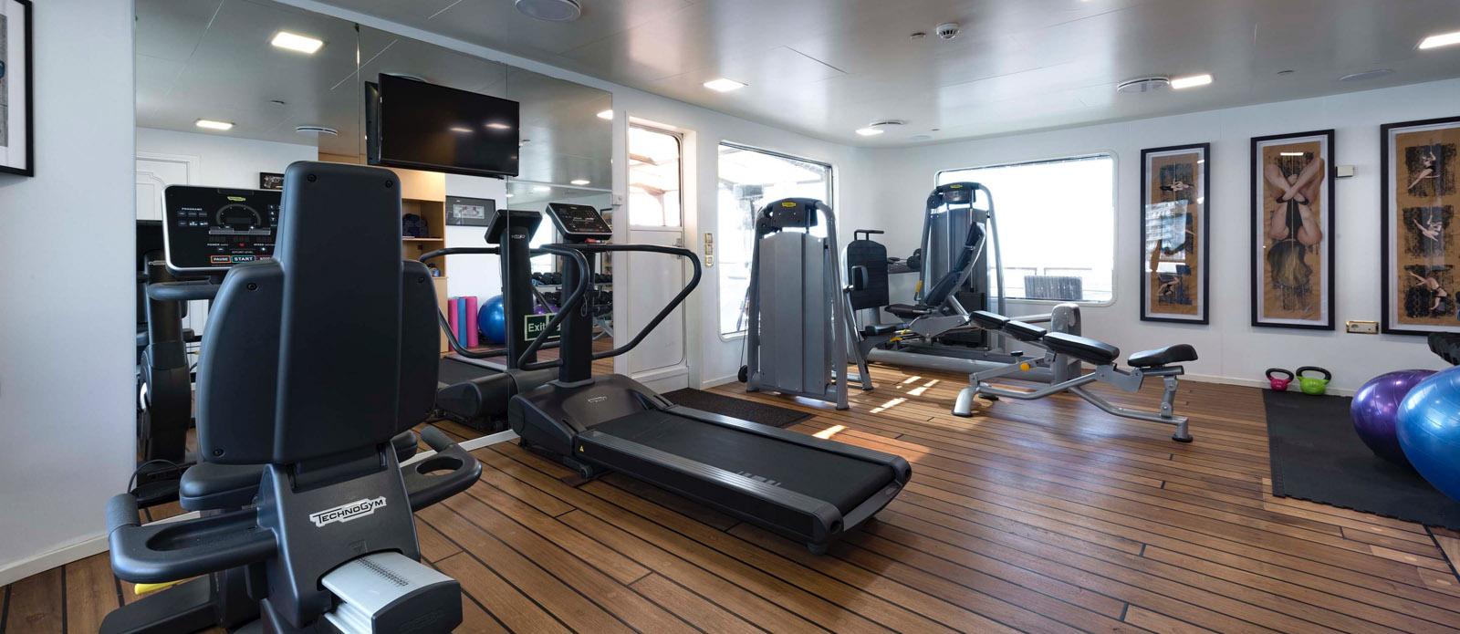 Chakra - Gym