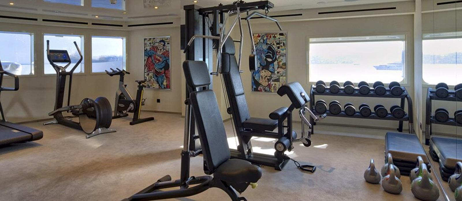 Serenity - Gym