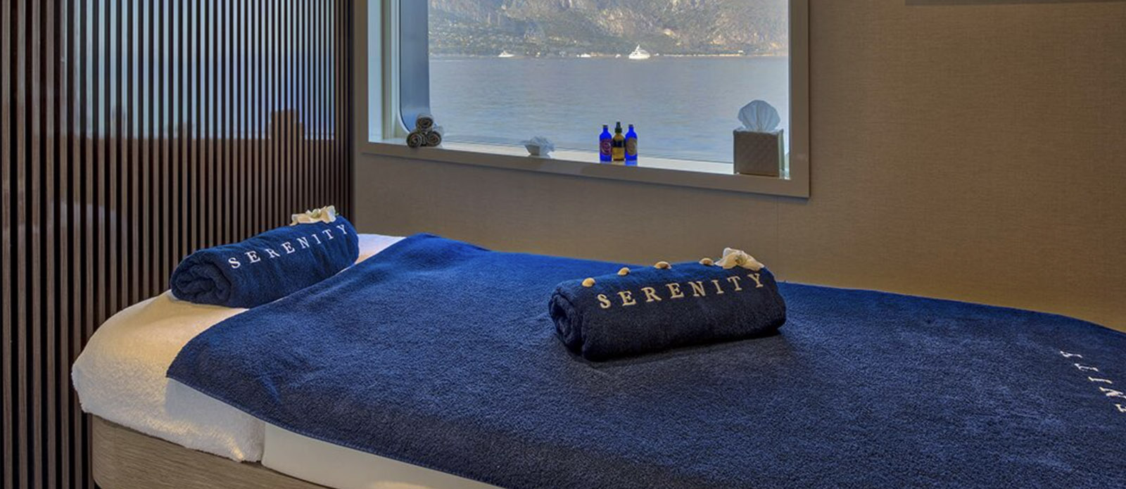 Serenity - Masseuse Room