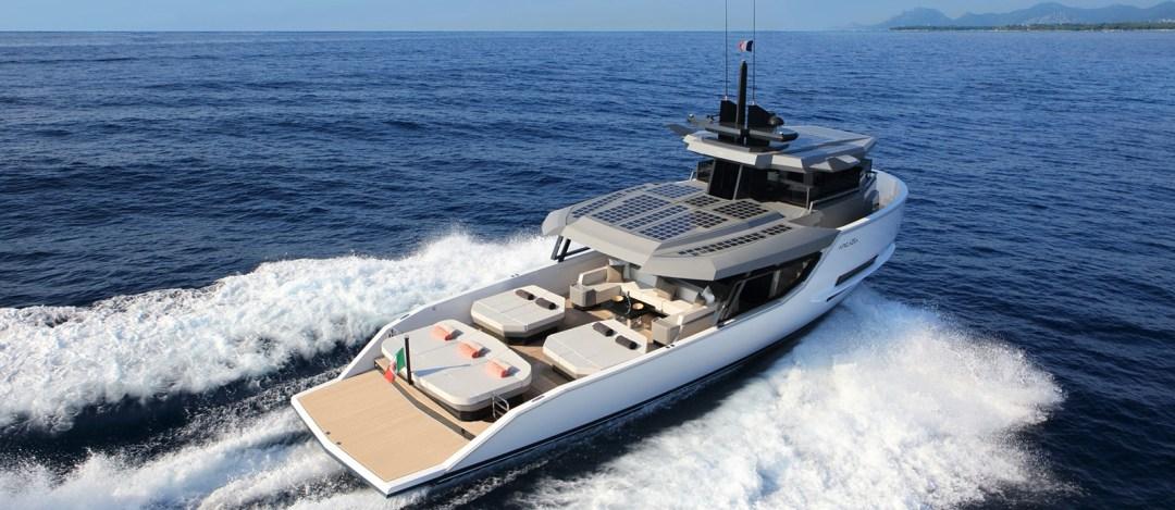 Arcadia Sherpa Yacht
