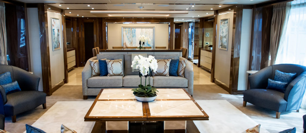 Charter Yacht Princess AVK
