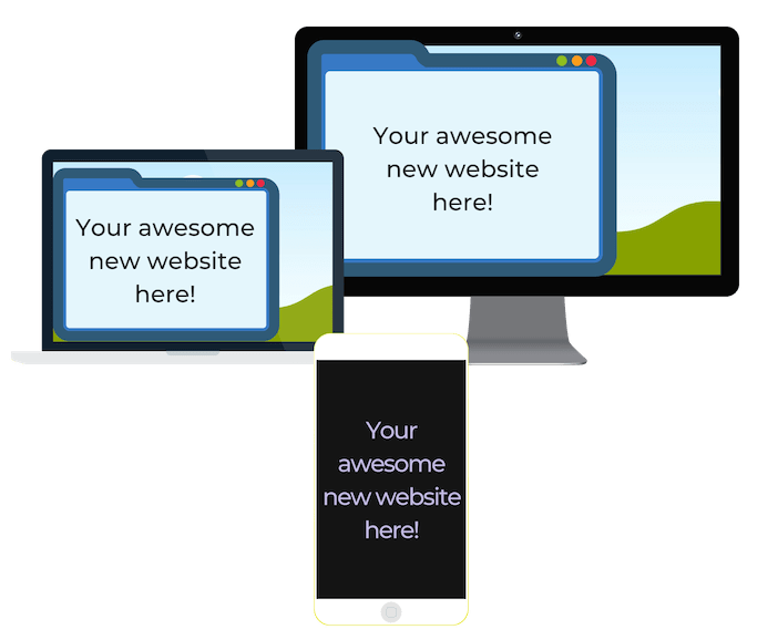 Small Business websites for every screen size