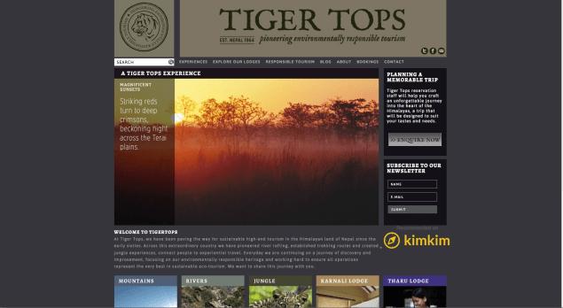 Tigertops