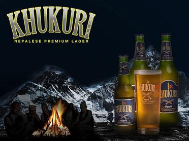 Khukuri Beer Logo