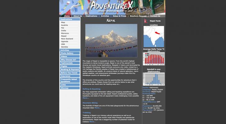 Adventure X