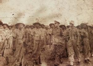 WW2 British Officer 1