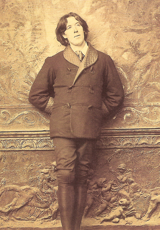 Oscar Wilde Gay London tour