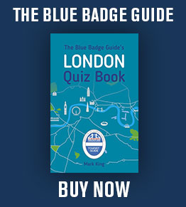 london blue badge guide quiz book