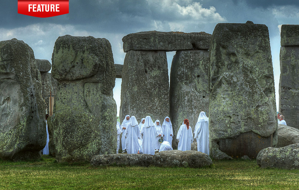 private tour of stonehenge