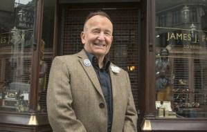 david thompson, blue badge guide