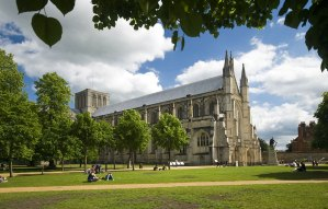 winchester cathedral