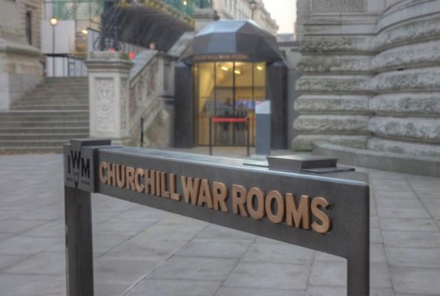 Churchill war rooms tour