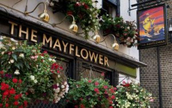 The Mayflower pub, London