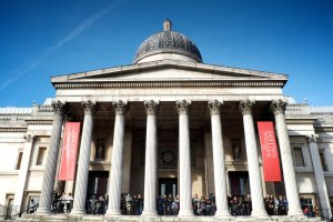 The National Gallery, Trafalgar Square, London