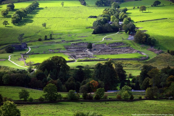 Excavated Roman Fort and civilian settlement, home to the famous Vindolanda Writing Tablets - Hadrian's Wall