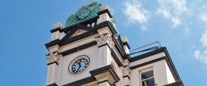 Victorian building, St.Helier, Jersey