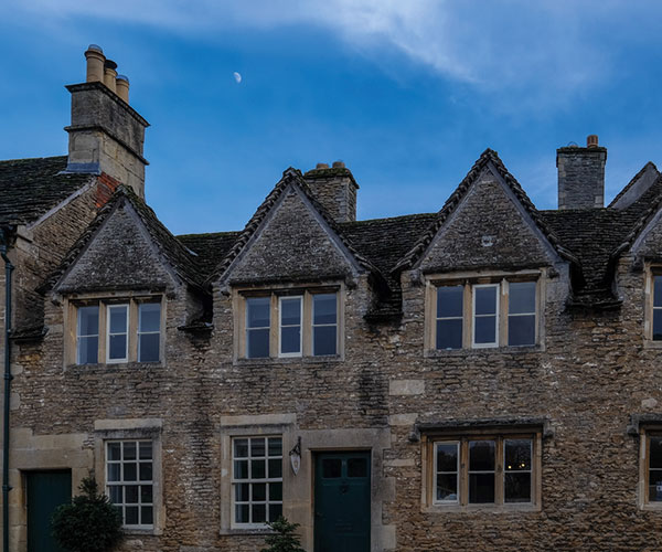 Houses in Lacock
