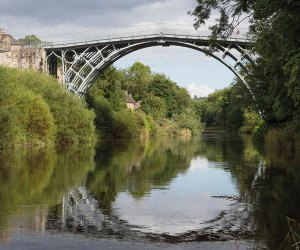 ironbridge gorge shropshire