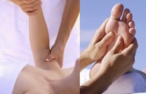 massage and reflexology Calgary