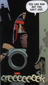 Judge Dredd - Satan's Island (3/3)