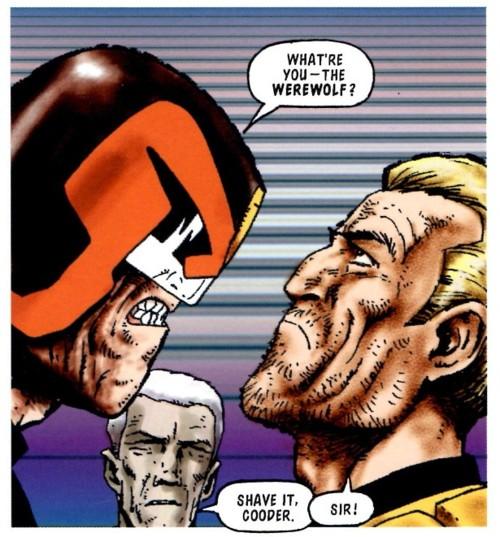 Judge Dredd - The Pit (2/3)