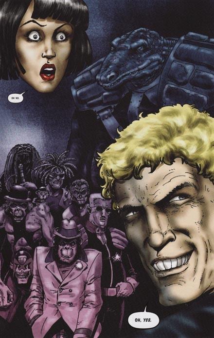Judge Dredd - The Carlos Ezquerra Collection (2/3)