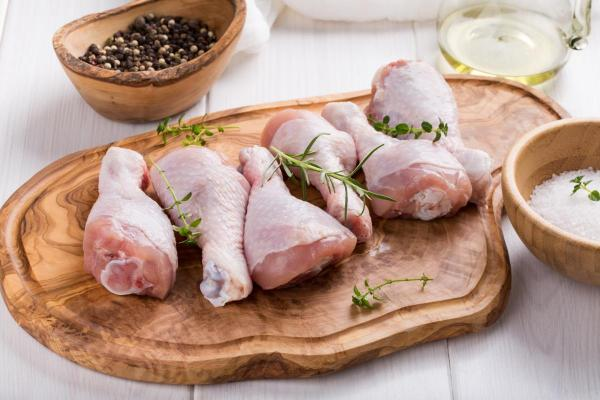 Pastured Organic Chicken Leg or Drumstick.