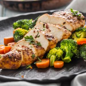 Pastured Organic Chicken- Breasts