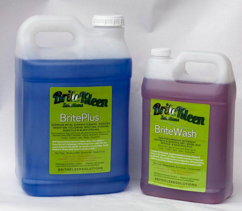 two and half gallon BritePlus and one gallon BriteWash combo