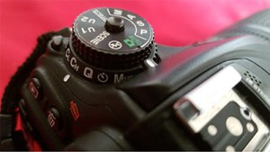 Nikon Settings Dial by Brithikesontario