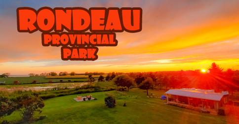 rondeau provincial park header