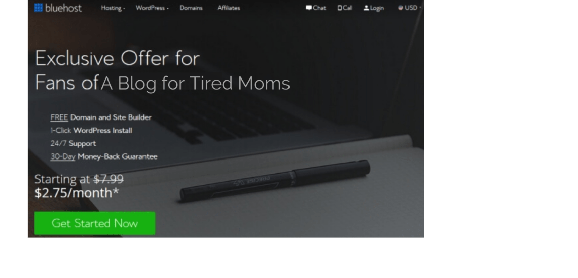 a blog for tired moms