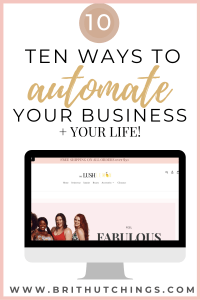 Tools to automate your business and life