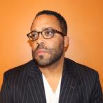 Terrence Brown - Looking Away in Blue Suit