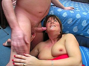 Sandy takes 9 big loads at Dudley cum party