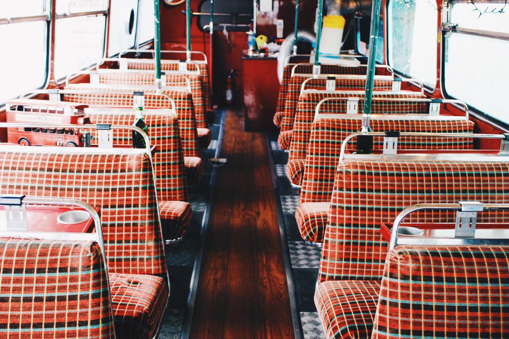 [終了]伊勢丹英国展期間中、ロンドンバス乗車体験をお楽しみください