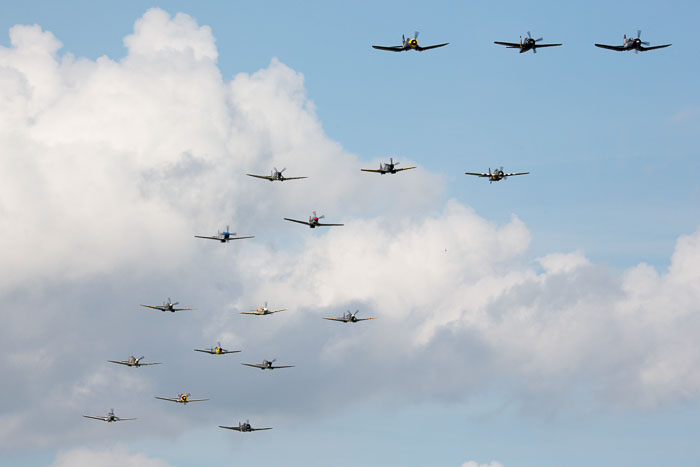 Flying Legends Airshow Duxford 2018 And 2017 Review