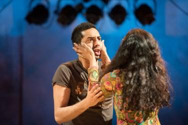 Bhavin Bhatt & Sakuntala Ramanee, Bring on the Bollywood © Nicola Young